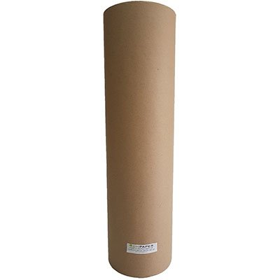 Papel kraft 80g  liso E 40cmx150m On Paper PT 1 BB