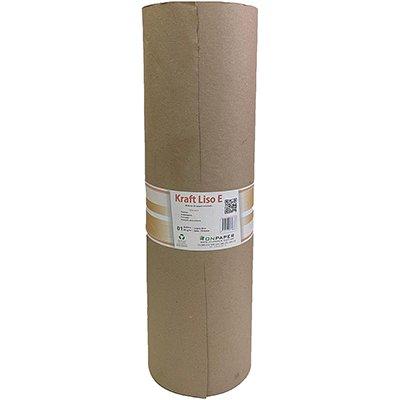Papel kraft liso E 80g 60cmx150m . 468-5 On Paper PT 1 BB