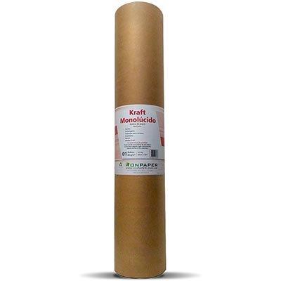 Papel monolucido 80g pardo 60cmx50m 303-4 On Paper PT 1 BB
