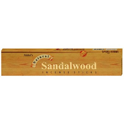 Incenso ambience nikhils sandalwood Nova Era CX 15 UN
