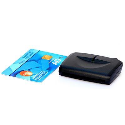 Leitor e gravador de Smart Card USB Nonus CX 1 UN