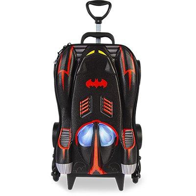Mochila EVA c/ rodas Batman Chrome 3805PM19 Maxtoy PT 1 UN