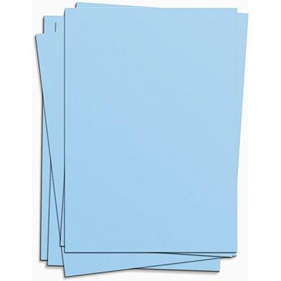Cartolina 150g 50x66 azul card set Spiral PT 10 UN