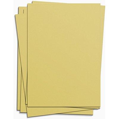 Cartolina 150g 50x66 amarelo ouro card set Spiral PT 10 UN