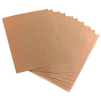 Papel kraft cartão 240g 48cmx66cm 352-2 On Paper PT 10 UN