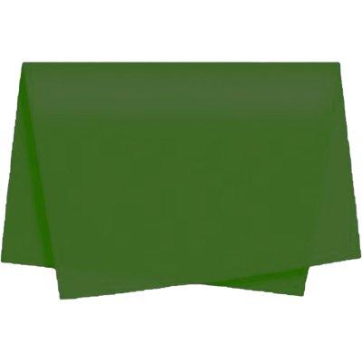 Papel de seda 48x60cm verde bandeira Moopel PT 100 FL