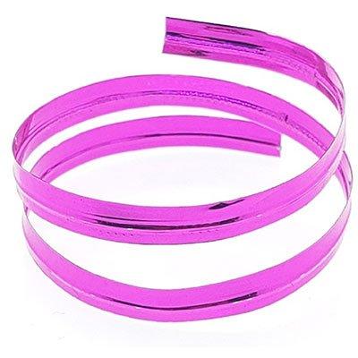 Fecho prático  aramado 4x11cm pink 35023702 Indústria e Comercio PT 100 UN