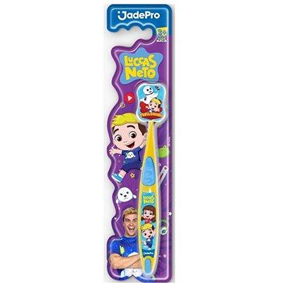Escova dental luccas neto 350 com protetor 51811 Jade CX 1 UN