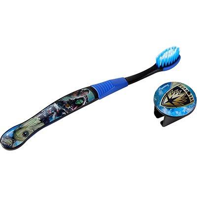 Escova dental Guardiões Da Galáxia capa protetora DYD007 Frescor PT 1 UN