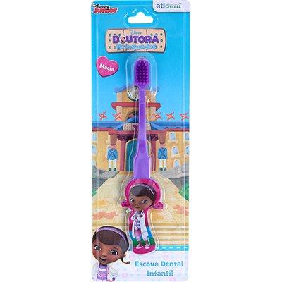 Escova dental Doutora Brinquedo DYD018 Frescor PT 1 UN