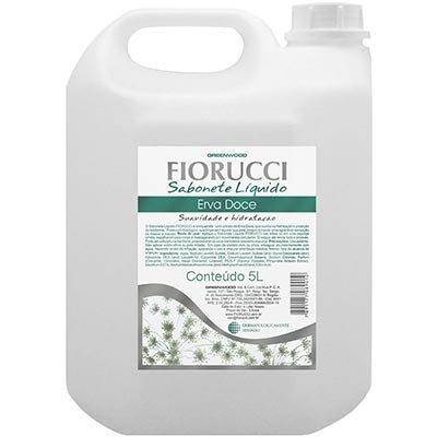 Sabonete líquido erva doce 5L 8901 Fiorucci CX 1 UN