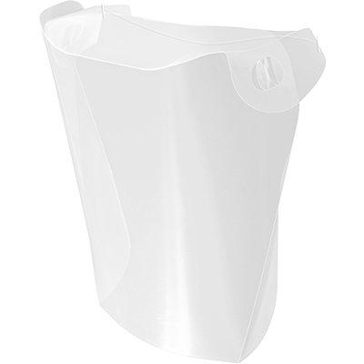 Protetor facial - Face Shield em PP 0,5mm Dello PT 5 UN