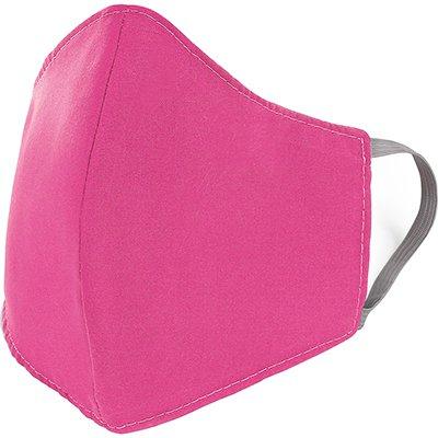 Máscara lavável em tricoline misto rosa 00204 Dermiwil PT 1 UN