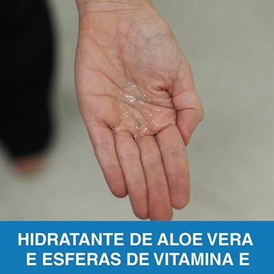 Álcool em gel antisséptico 60ml Nexcare HB00467694 3M CX 1 UN