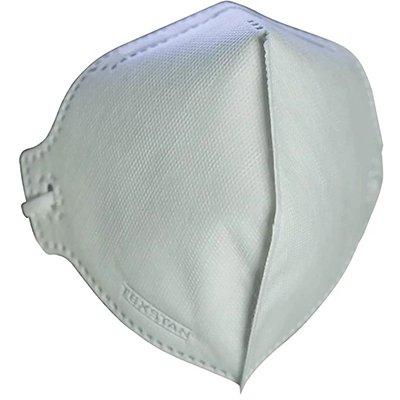 Máscara descartável PFF2-S (N95) Texstan CX 1 UN