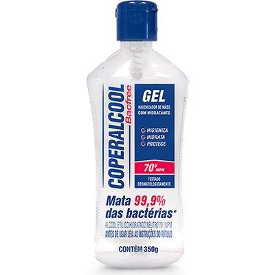 Álcool em gel antisséptico 350g 089 Coperalcool PT 1 UN