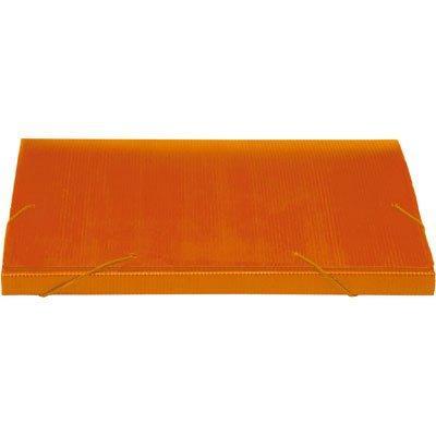 Pasta novaonda escolar 335x250x20mm vermelha Polibrás PT 1 UN