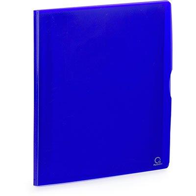 Pasta catálogo c/ 50 envelopes A4 Exclusive Book azul EB50 Plascony PT 1 UN