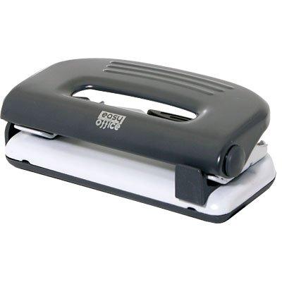 Perfurador de papel 02 furos p/10 fls D-210 Easy Office CX 1 UN
