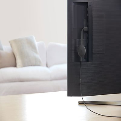 Chromecast 3 Google CX 1 UN