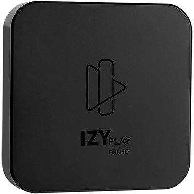 Smart Box Android TV Izy Play 4143011 Intelbras CX 1 UN