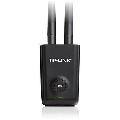 Adaptador wireless N 300 mbps usb 802.11n TL-WN8200N Tp Link CX 1 UN