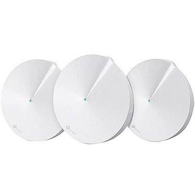 Roteador + Repetidor AC1300 Deco M5 (Sistema Mesh WiFi em Toda a Casa) Tp Link CX 3 UN