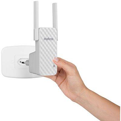 Repetidor wireless 300mbps IWE-3001A Intelbras CX 1 UN
