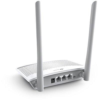 Roteador wireless 2 portas 300mbps TL-WR820N Tp Link CX 1 UN