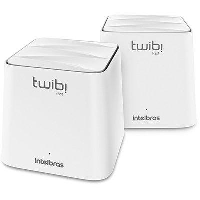 Roteador Wireless Mesh Twibi Fast 1200Mbps Intelbras CX 2 UN
