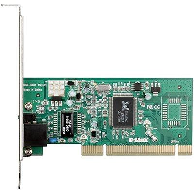 Adaptador de rede PCI ethernet Gigabit DGE-528T D Link CX 1 UN