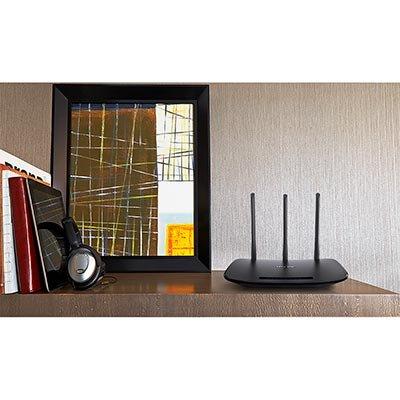 Roteador wireless 4 portas 450mbps TL-WR940N Tp Link CX 1 UN