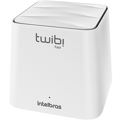 Roteador Mesh Twibi fast 4750070 Intelbras CX 1 UN