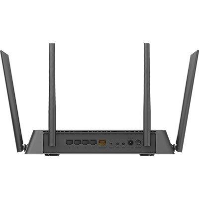 Roteador wireless 4 portas Gigabite Dual Band AC1900 DIR-878 D Link CX 1 UN