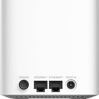 Roteador Easy Mesh AC1200 COVR-1102 D Link CX 1 UN