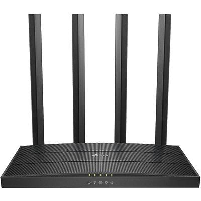 Roteador wirelessdual band AC1900 pt ARCHER C80 Tp Link CX 1 UN