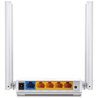 Roteador wirelessdual band AC750 ARCHER C21 Tp Link CX 1 UN