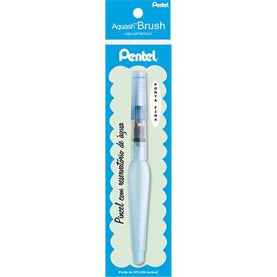 Pincel Aquash Brush Ponta Fina, Aquarela, XP-FRH-F6 - Pentel BT 1 UN