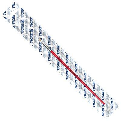 Pincel chato chanfrado n.04 847-04 Tigre BT 1 UN