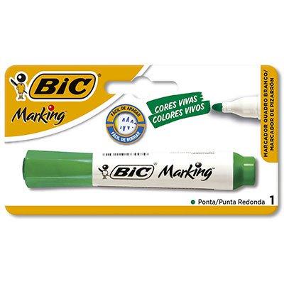 Pincel quadro branco 2,0mm recarregável verde 904207 BIC BT 1 UN