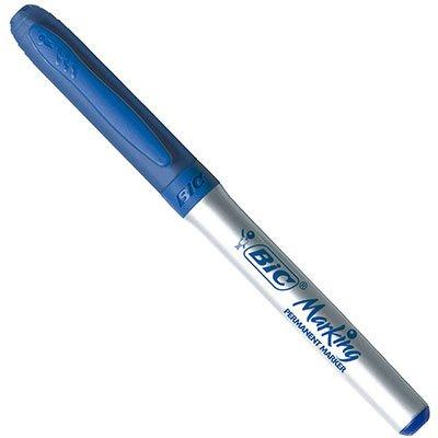 Pincel marcador permanente 1,1mm azul 970985 BIC BT 1 UN