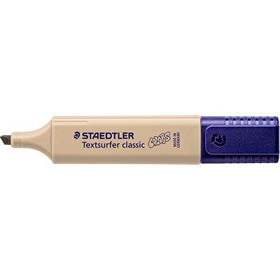 Pincel marca texto Textsurfer Classic areia 364 C-450 Staedtler BT 1 UN
