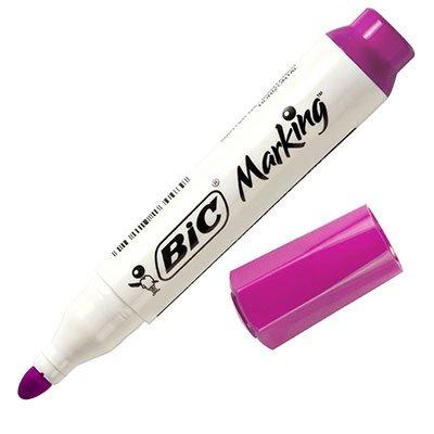 Pincel quadro branco 2.0mm rosa 930088 BIC BT 1 UN