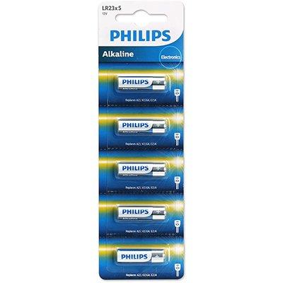 Pilha mini alcalinaLR23A-12volts BT5un Philips BT 1 UN