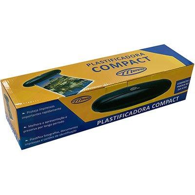 Plastificadora compact p/polaseal A4 127v Menno CX 1 UN