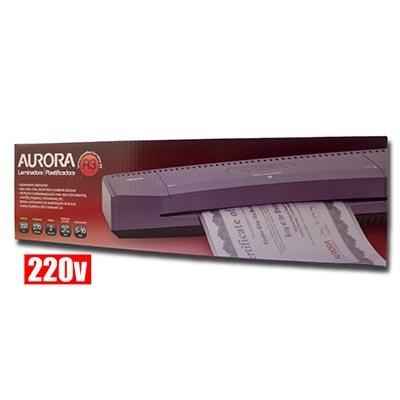 Plastificadora p/polaseal A3 220v LM3233H- Aurora CX 1 UN