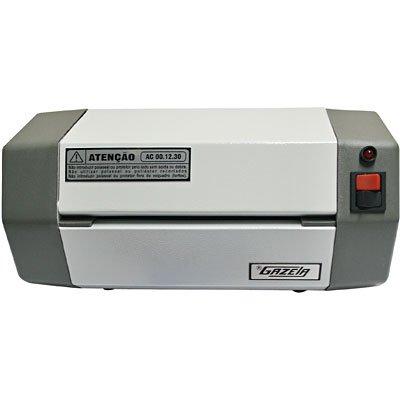 Plastificadora p/polaseal 120mm compacta bivolt AC0012 Gazela CX 1 UN