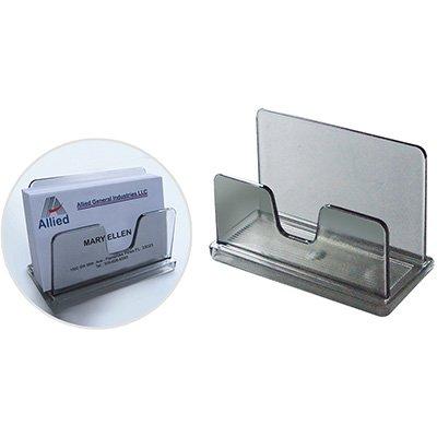 Porta cartão de visita de mesa classic fume 730.2 Acrimet CX 1 UN