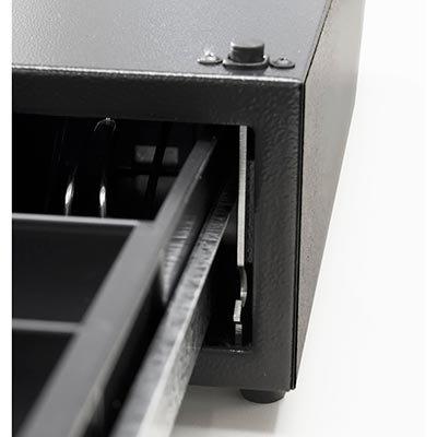 Porta cédulas e moedas módulo gaveteiro MG40 12961-5173 Menno CX 1 UN