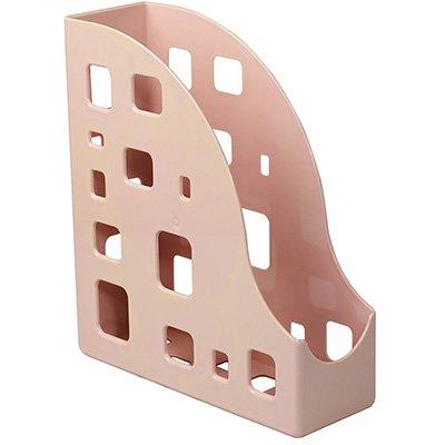 Porta revista Dellocolor rosa Dello PT 1 UN